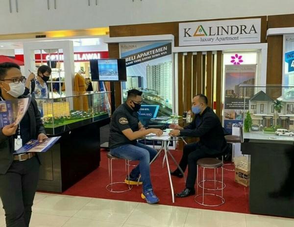 Stan The Kalindra di Expo Property MOG. (Foto: istimewa)