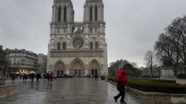 Gereja Notre Dame. (Foto:  Gestión)