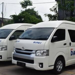 Diprotes Sopir Angkot, Operasional Bus Pariwisata DAMRI di Malang Berhenti sementara