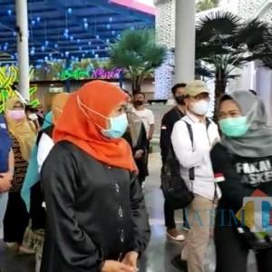 Pantau Wisata di Kota Batu, Gubernur Jatim: Hampir 100 Persen Pakai Masker dengan Benar