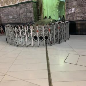 Viral Mobil Nyelonong Masuk ke Masjidil Haram, Lihat Videonya