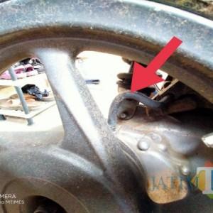 Jangan Sepelekan Selang Kecil di Bagian Belakang Motor Matik, Ini Fungsinya