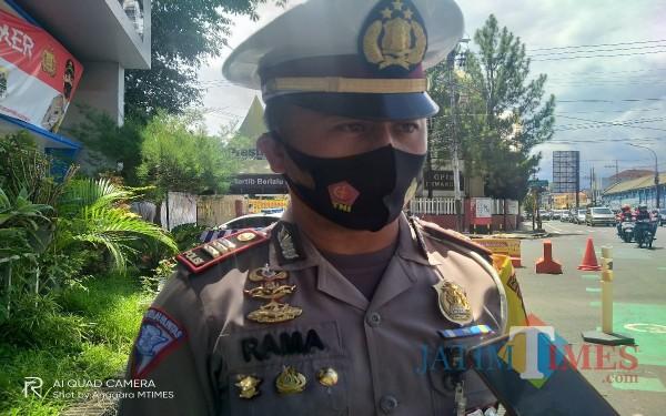 Pukul 14.00 WIB, Satlantas Polresta Malang Kota All Out, Mengapa Ya?