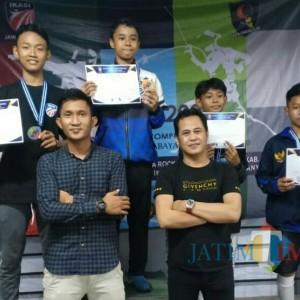 Lumajang Raih Dua Medali dari Kejurnas Anggar Gasta Open Champhionsip 2020