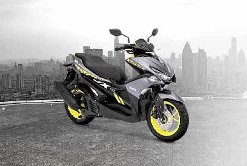 Yamaha Aerox 155 (Foto: Oto)
