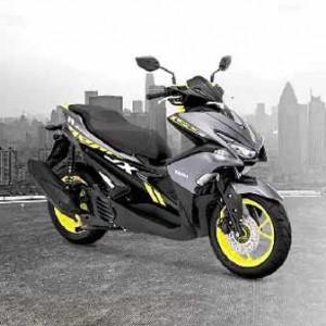 Yamaha Siap Luncurkan Produk Terbarunya Aerox 155 Facelift Besok