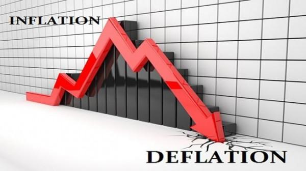 Ilustrasi inflasi dan deflasi (istimewa)