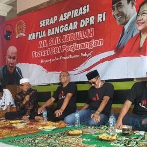 Reses di Pulau Talango, MH Said Abdullah Ajak Warga Tidak Golput Saat Pilkada 2020