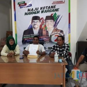 Lawan Keputusan DPD, DPK Jaman Surabaya Dinonaktifkan