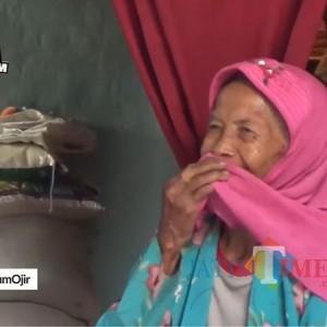 Nenek 75 Tahun di Lumajang Rela Jadi Buruh Tani demi Hidupi Keluarga