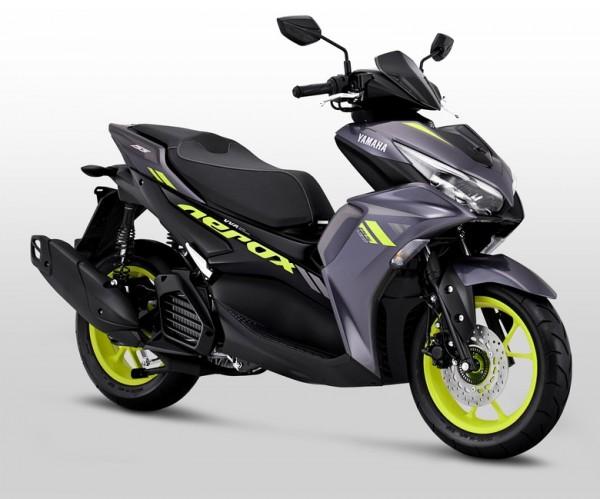 Yamaha Aerox 155 (Foto: Dok Yamaha)