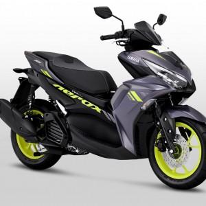 Yamaha Aerox 155 Terbaru Resmi Meluncur, Harga Mulai Rp 25,5 Juta
