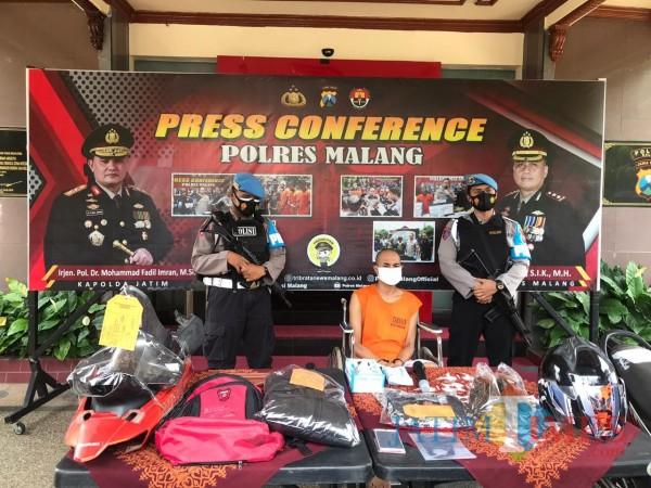 Ngaku Bos Batik di Medsos, Penjahat Kelamin di Kabupaten Malang Perkosa 3 Wanita Pencari Kerja