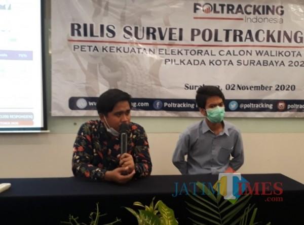 Hasil Survei Unggul 17,6 Persen, Makin Banyak Warga Ingin Bertemu Machfud-Mujiaman