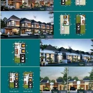 Rumah Termurah di Taman Tirta Malang 1 Lantai Rp 269 Juta, 2 Lantai Rp 450 Juta, Pilih Mana?