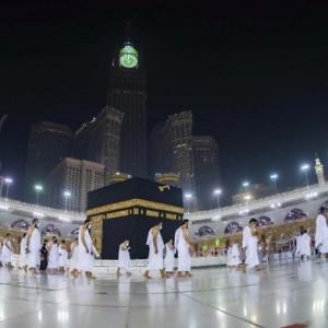 Setelah Pandemi, Ini Jemaah Umrah Pertama Indonesia yang Sampai di Makkah