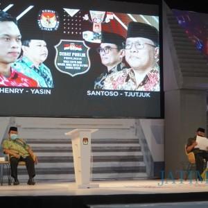 KPU Berencana Gelar Debat Publik Kedua Pilwali Blitar di Surabaya