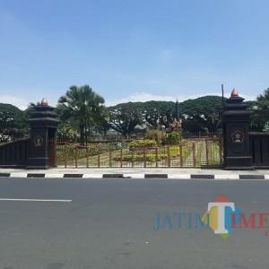 Ini Alasan Taman Kota di Malang Urung Beroperasional Kembali