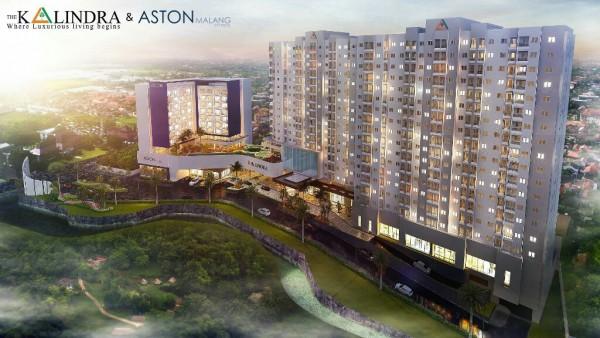 Apartemen The Kalindra Hunian Kaum Urban Malang di Masa Depan