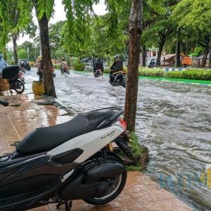 Sering Terjadi Genangan Air di Jalan Raya, PUPR: Itu Disebabkan Keterbatasa Drainase