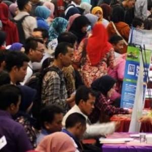 Pengangguran Terbuka Kabupaten Malang Meningkat 1,79 Persen