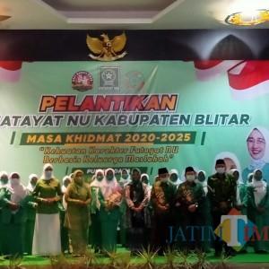 Pengurus Baru Dikukuhkan, Pjs Bupati Dorong Fatayat NU Berinovasi Bagi Kabupaten Blitar