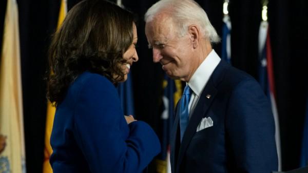 Joe Biden dan Kamala Harris (Foto: Deadline)