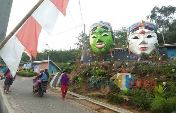 Desaku Menanti di Kota Malang (foto dok MalangTIMES)