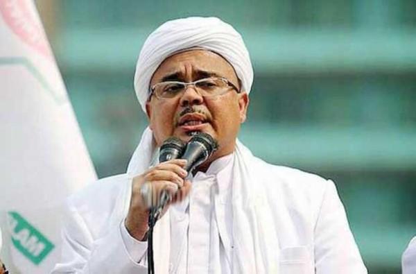 Habib Rizieq Shihab (Foto: Pikiran Rakyat)