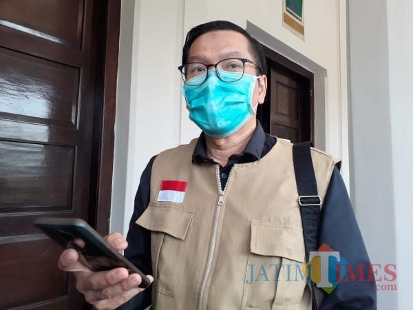 Kabid Pencegahan dan Pengendalian Penyakit (P2P) Dinkes Kota Malang dr Husnul Muarif . (Arifina Cahyanti Firdausi/MalangTIMES).