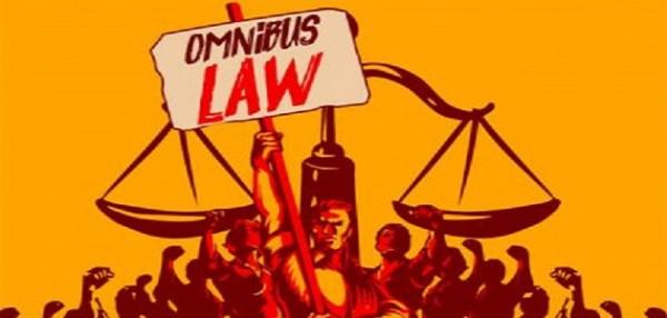 """Pemerintah Klaim """"Buka Ruang Lebar"""" Usulan Susun PP UU Cipta Kerja Lewat Situs Ini"""