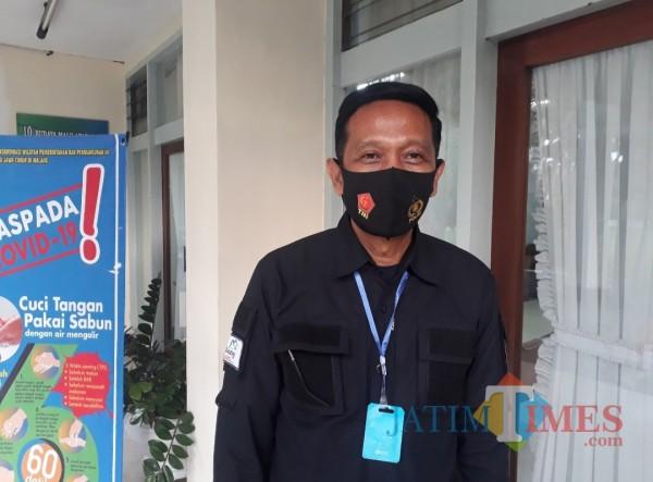 Sekretaris Daerah Kabupaten Malang, Wahyu Hidayat. (Foto: Dokumen MalangTIMES).