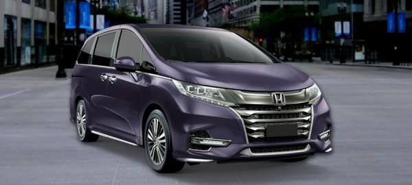 Honda Odyssey (Foto: Carmudi)