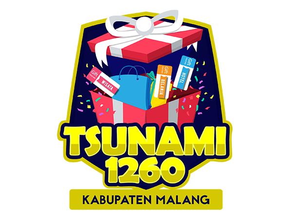 Logo Tsunami 1.260 Kabupaten Malang