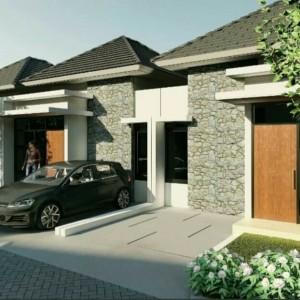 Rumah Elegan Minimalis Spek Premium Mulai 269 Juta di Taman Tirta Malang