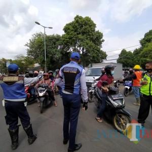 Hari Pertama Jalan Basuki Rahmat Ditutup, Ini Evaluasi Polisi