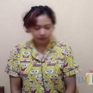 Terjaring Operasi Ternyata Ibu Muda Di Tulungagung Bawa Miras Ciu