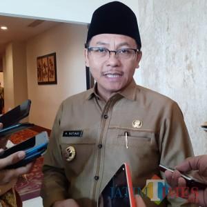 Bau Minyak Air PDAM Dikeluhkan Warga, Wali Kota Malang Sutiaji Minta Segera Ditangani