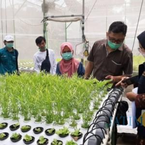 Pemkab Kediri Dampingi Para Petani untuk Sertifikasi Prima