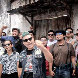 President Party Indonesia Kolaborasi dengan Semut-Semut Merayap, Luncurkan East Java I