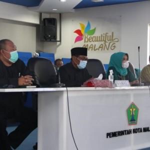 RPP Penyelenggara Perizinan Dibahas, Disnaker-PMPTSP Kota Malang Segera Bahas Usulan