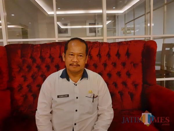 Sekretaris Dinas Kesehatan (Dinkes) Kota Malang, Sumarjono. (Arifina Cahyanti Firdausi/MalangTIMES).