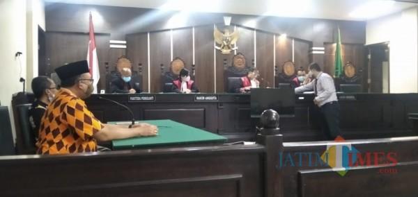 Sidang Lanjutan Gugatan Camat Vs Bawaslu Jember, Hakim: KASN Jangan Manja