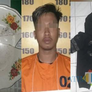 Pengeroyokan 2 Orang di Pasar Ngantru Tertangkap, Polisi Amankan Tukang Cuci Mobil
