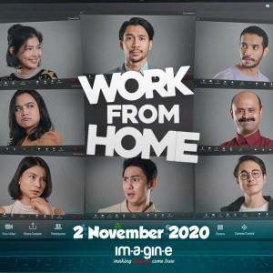 Work From Home, Sitkom Tentang Ribetnya WFH di Tengah Pandemi Covid-19