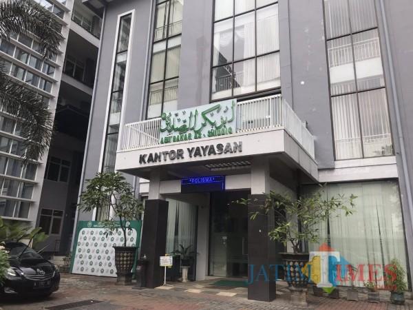 Kantor Yayasan Unisma (foto Ima/MalangTIMES)