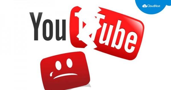 YouTube Tak Bisa Diakses, Tagar #YouTubeDown Trending  Twitter