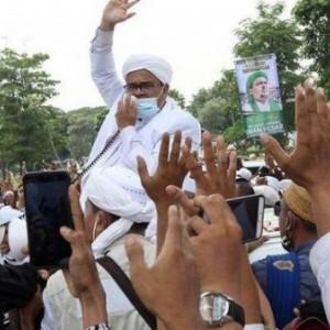 Acara Habib Rizieq Dikerumuni Massa, Muhammadiyah Minta Aparat Berani Lakukan Penertiban