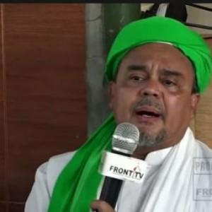 Berantakan, Kondisi Rumah Rizieq Shihab di Makkah