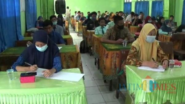 Dinas Pendidikan Kabupaten Kediri Gelar Sosialisasi SNJ 45 kepada Para Generasi Muda
